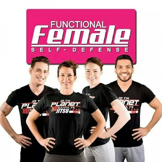 Functional Female Self Defense