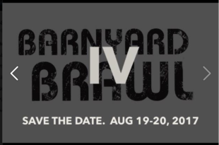 BarnYard Brawl 4 @ Big Barn CrossFit