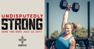 Undisputedly Strong @ Undisputed Fitness